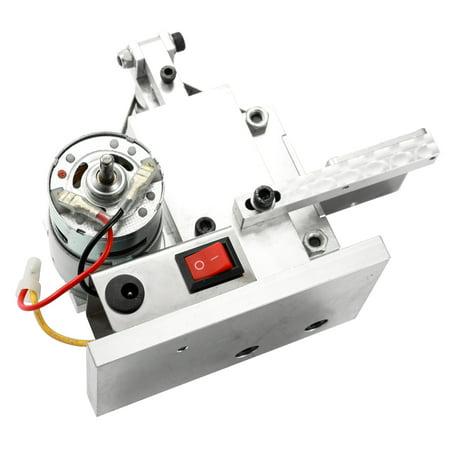 Multifunctional Grinder Mini Electric Belt Sander DIY Polishing Grinding Machine Cutter Edges Sharpener - image 2 of 7
