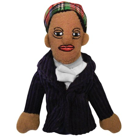 Harriet Tubman Finger Puppet and Refrigerator Magnet
