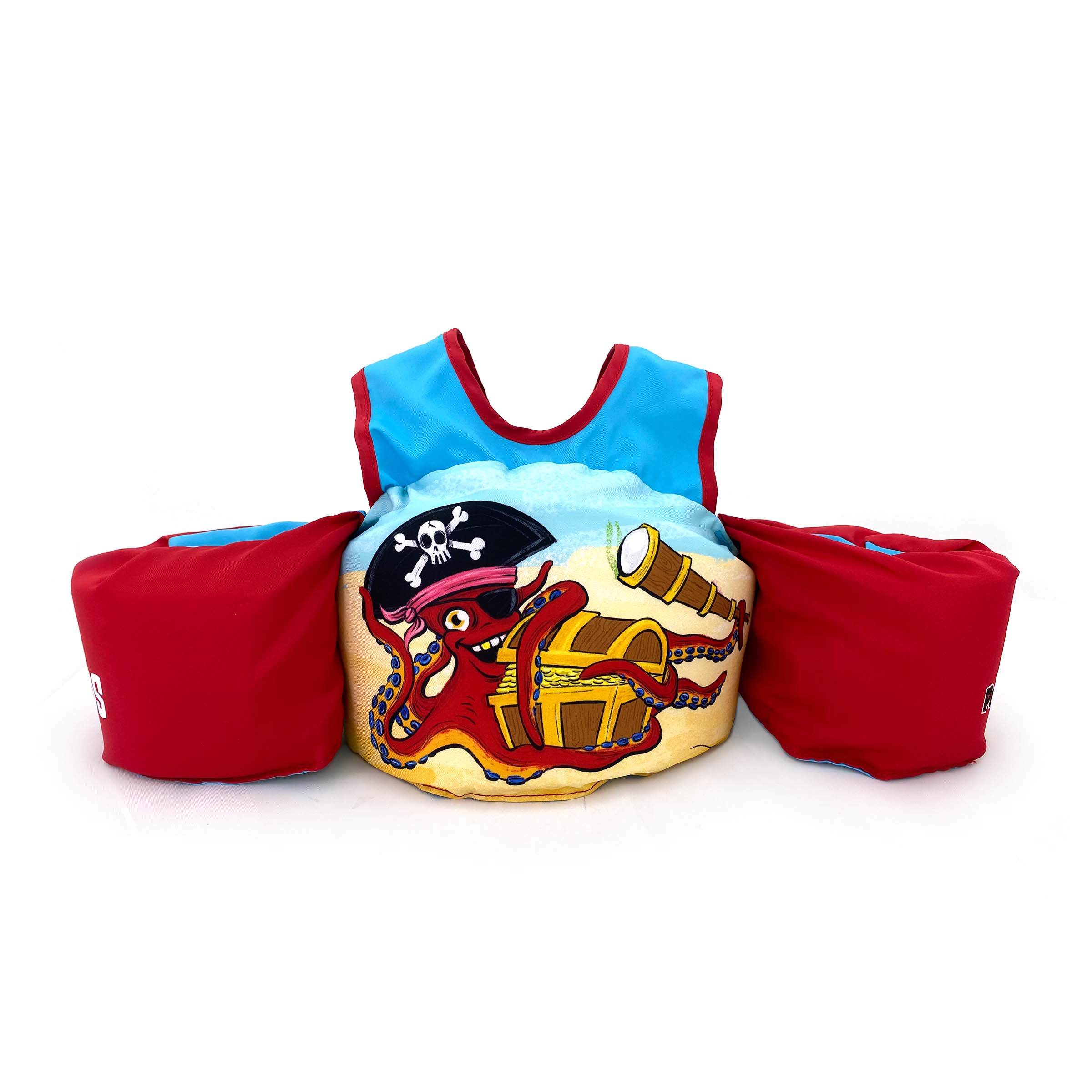Body Glove Boys Paddle Pals Learn To Swim Life Jacket With ...