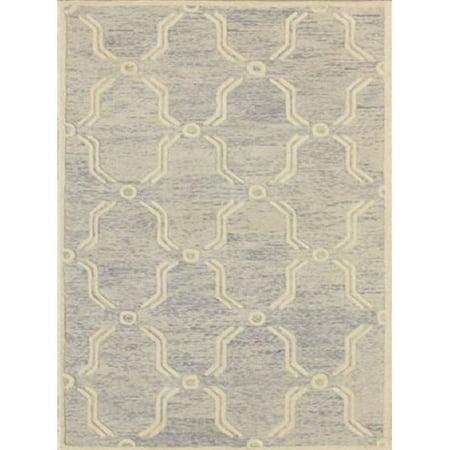 "Safavieh Cambridge 2'6"" X 8' Hand Tufted Wool Rug - image 5 de 10"