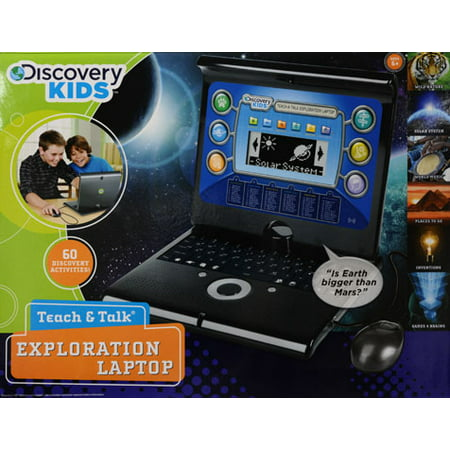 Cars - Disney Discovery Kids Toy Computer Laptop (New Open