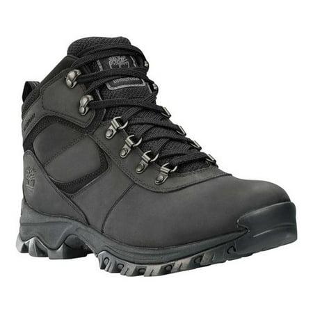 Timberland - Timberland Earthkeepers Mt. Maddsen Mid Waterproof Hiking Boots  (Men s) - Walmart.com 466271d9c772