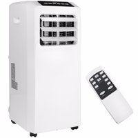 Ensue 8000 BTU 4in1 Air Conditioner Remote Dehumidifier Cooler, with Vent Kit