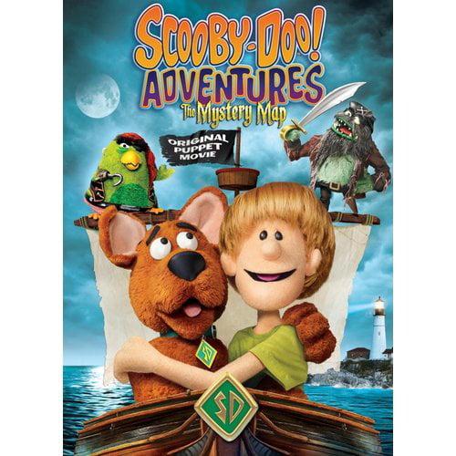 Scooby-Doo! Adventures: The Mystery Map - Original Puppet Movie (Walmart Exclusive) (Widescreen, WALMART EXCLUSIVE)