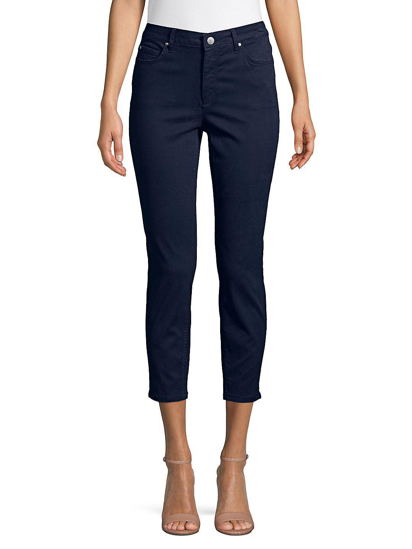 Lexington Cropped Skinny Jeans
