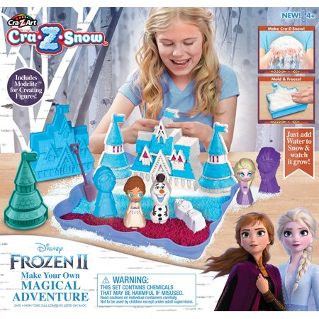 Disney Frozen II Cra-Z-Snow Magical Adventure