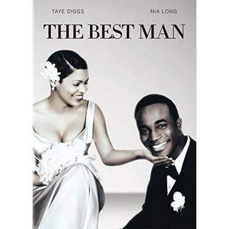 The Best Man (DVD + Movie Cash) (Widescreen)