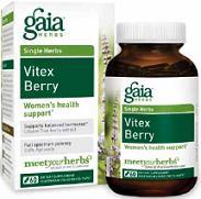 Vitex Berry Gaia Herbs 60 VCaps