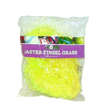EASTER TINSEL GRASS (YELLOW) - Paper Easter Grass