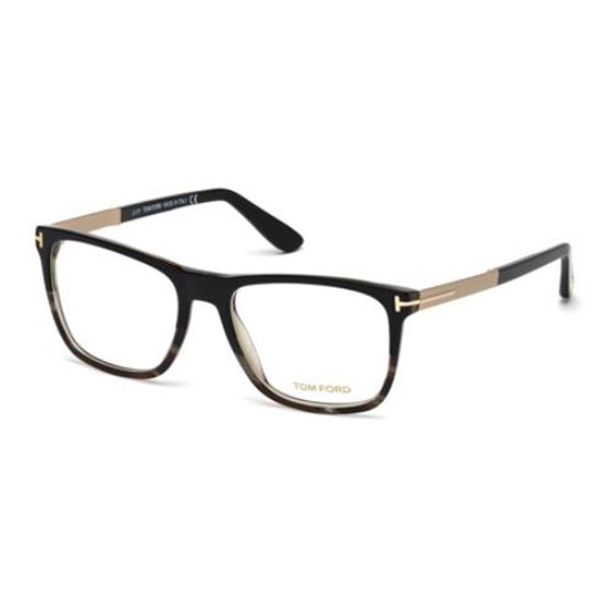 e0470b9d90 TOM FORD Eyeglasses FT5351 005 Black 54MM - Walmart.com