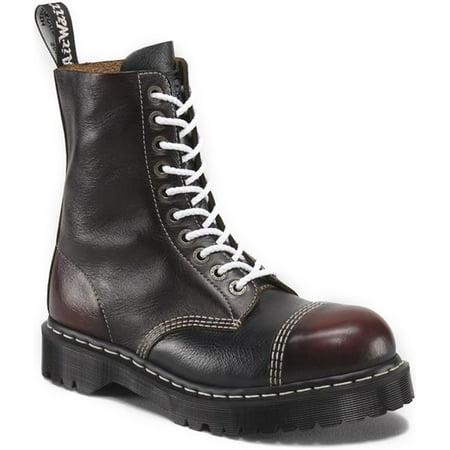 5e3ba8e75a7 Dr. Martens Women's 8761 ST Burgundy Boots 4 M UK 6 M