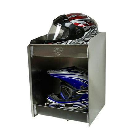 Helmet Display Shelf (Pit Pal 330S Vertical 2 Bay Helmet)