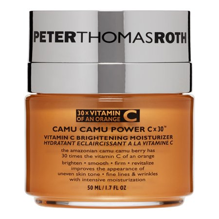Peter Thomas Roth Camu Camu Power C X 30 Vitamin C Brightening Moisturizer, 1.7