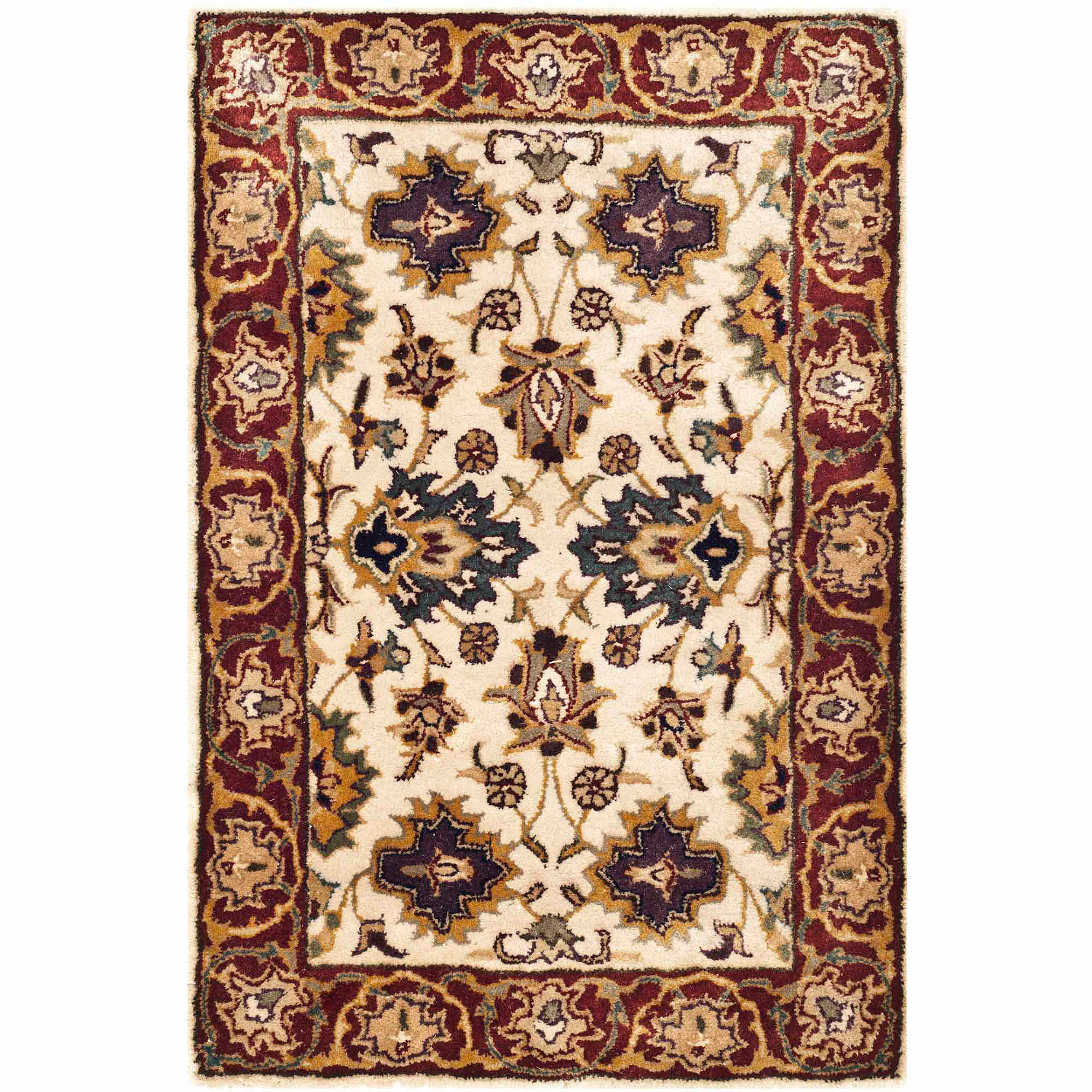 Safavieh Persian Legend Timson Hand Tufted New Zealand Wool Area Rug