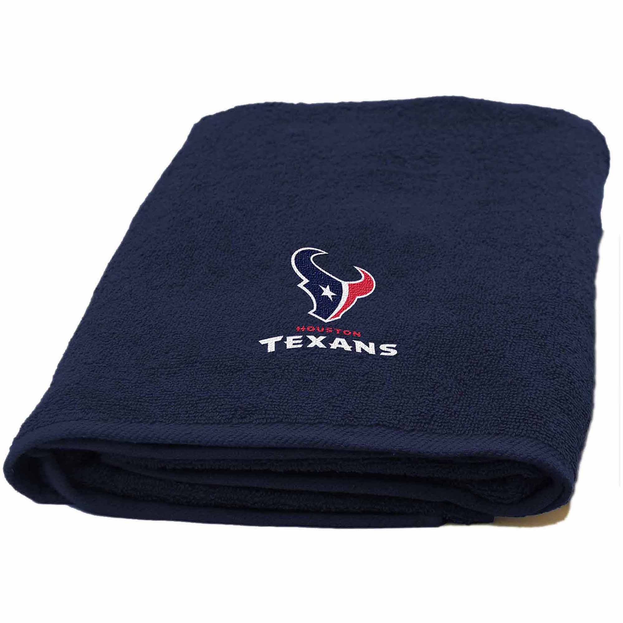 NCAA Houston Texans Decorative Bath Collection - Bath Towel