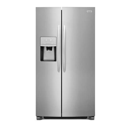 Frigidaire Gallery FGSS2635TF 26 Cu. Ft. Stainless Side-By-Side
