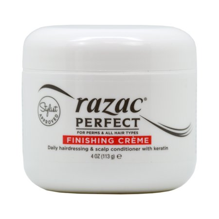 Razac Perfect for Perms Finishing Creme Daily Hairdressing and Scalp Conditioner -