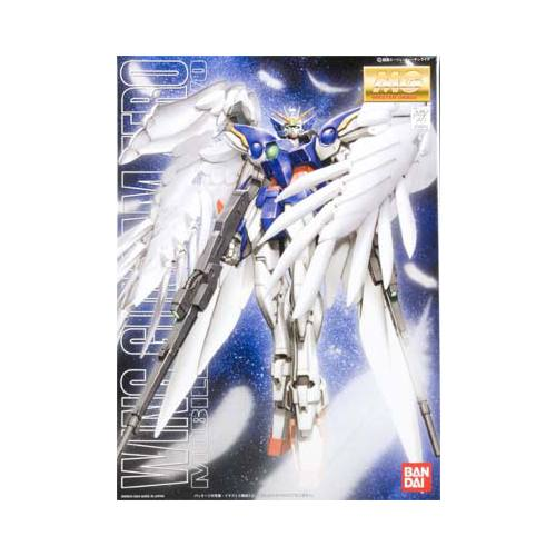 BAN129454 1 100 Snap Wing Gundam Zero Custom Multi-Colored by BANDAI/GUNDAM WING