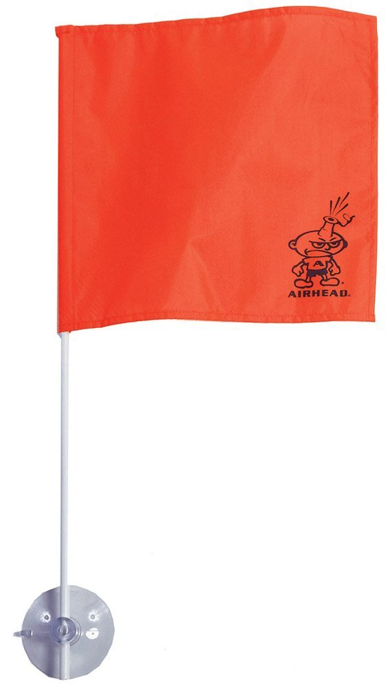 SAF-1 Stik-A-Flag Water Ski Flag, Ship from USA, Brand Airhead by