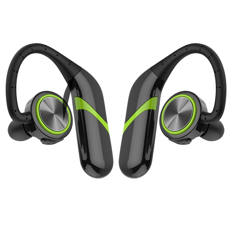Waterproof Bluetooth Headphones Stereo Headset True Wireless Sport Earbuds HIFI Handsfree