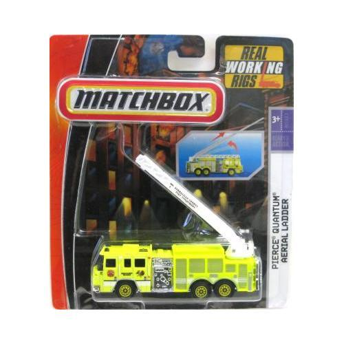 Matchbox Colet K30E Jaguar Airbase Emergency Services Truck