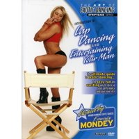 Striptease Series: Lapdancing and Entertaining Your Man (DVD)