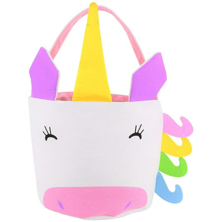 EDS Industries Unicorn Tote Bag, Easter Basket, Kids Halloween Bag, Beach Bags - Halloween Ideas With Paper Bags