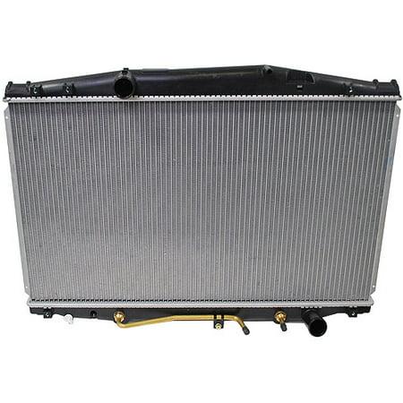 72 Radiator Core Support (DENSO 221-3123 Plastic Tank/Aluminum Core Rad)