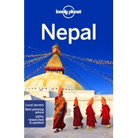 Travel Guide: Lonely Planet Nepal - Paperback