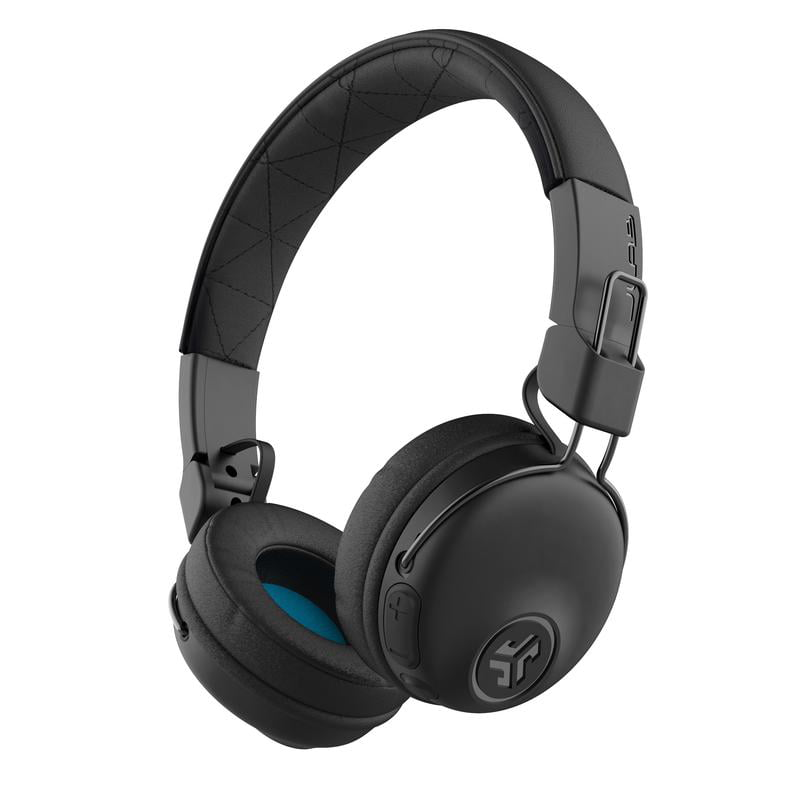 Jlab Audio Studio Bluetooth Wireless On Ear Headphones Black Walmart Com Walmart Com
