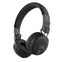 JLab Audio Studio Bluetooth Wireless On-Ear Headphones - Black