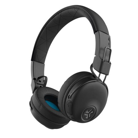 JLab Audio Studio Bluetooth Wireless On-Ear Headphones - Black ()