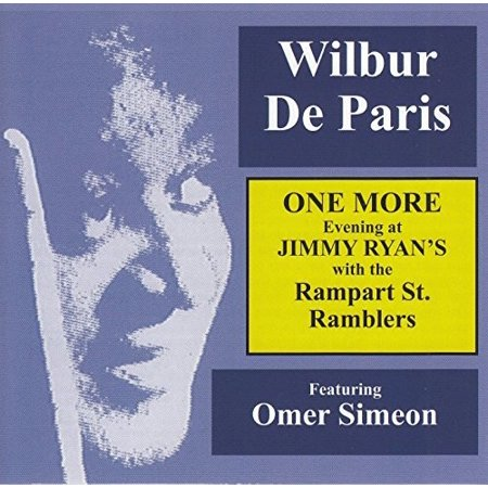 One More Evening At Jimmy Ryan's (CD) (Little Jimmy Scott An Evening In Paradise)