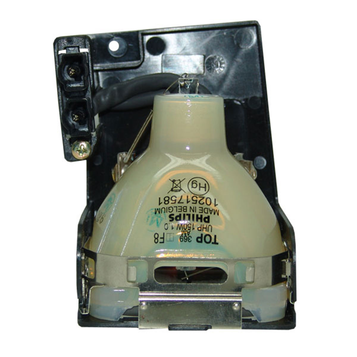 Original Philips Projector Lamp Replacement with Housing for Panasonic ET-SLMP37 - image 1 of 5