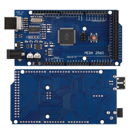 EEEkit R3 Development Board, Kit Microcontroller Based on Mega2560 Mega 2560 Atmega2560 R3 with USB Cable for Arduino, - Microcontroller Kit