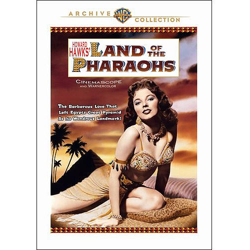 Land Of The Pharaohs (1955) (Widescreen)