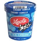 Maola Ice Cream  Cherry Vanilla