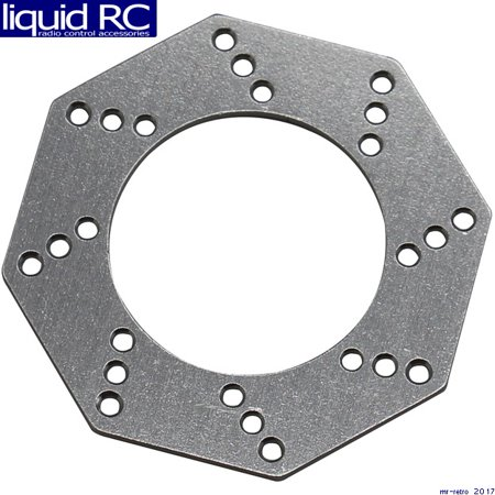Hot Racing ATF15H Aluminum Cross-Drilled Slipper Clutch Pad (1) Arrma 1/10 4x4