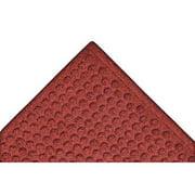 NOTRAX 150S0410RB Entry Mat, MlddBbbl, Red/Black, 4 ft.x10 Ft