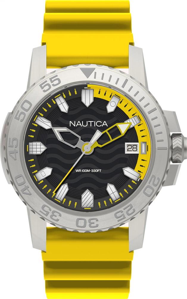 NAUTICA MEN'S WATCH KEY WEST 45MM by Nautica