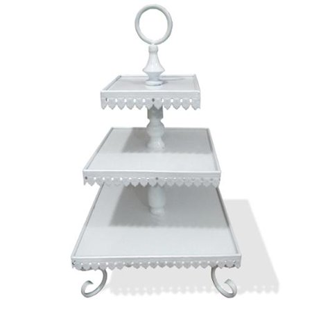 National Tree Company 3 Tier Cupcake Stand