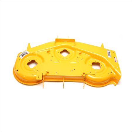 Cub Cadet 50   Deck Shell Replacement  Yellow  Z Force  For Lawn Mowers   Others   02002769 4021
