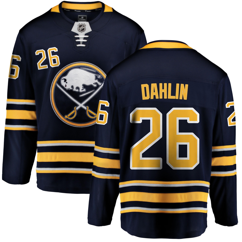 Rasmus Dahlin Buffalo Sabres NHL Fanatics Breakaway Home Jersey - image 2 of 2