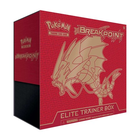 Pokemon XY9 BreakPoint Elite Trainer Box