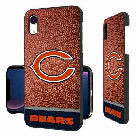 Chicago Bears iPhone Slim Football Wordmark Design Case