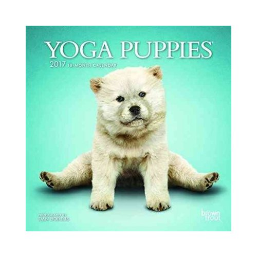Yoga Puppies 2017 Calendar