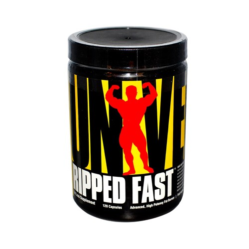 Universal Nutrition Ripped Fast, 120 Capsules
