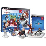 Disney Infinity: Marvel Super Heroes (2.0 Edition) Video Game Starter Pack (PS3)