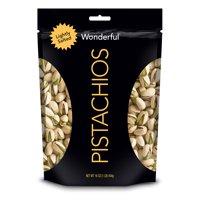 Wonderful Pistachios, Lightly Salted, 16 Oz