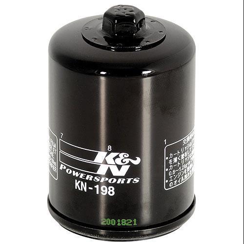 K&N Engineering Oil Filter Fits 03-05 Victory Vegas